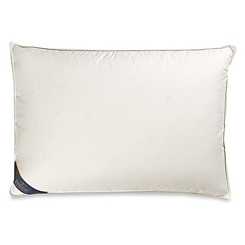 Buy pendletonr wool down side sleeper king pillow from bed for Best pillow for side sleepers bed bath and beyond