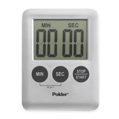 Exceptionnel Polder® 100 Minute Digital Mini Timer