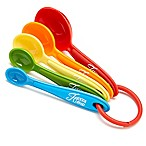 Fiesta® 5-Piece Measuring Spoon Set