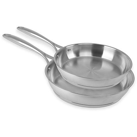 Oneida 174 Stainless Steel Fry Pan Bed Bath Amp Beyond