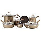 Anolon® Advanced Bronze Hard Anodized Nonstick 12-Piece Cookware Set