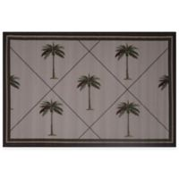 Fun Rugs™ Fun Time Palm Fronds 4-Foot 10-Inch x 3-Foot 3-Inch Rug