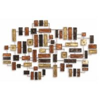 Intersections Wall Sculpture