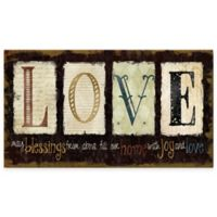 Love Gallery Canvas Wall Art