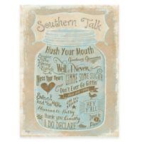 Southern Talk Gallery Canvas Wall Art