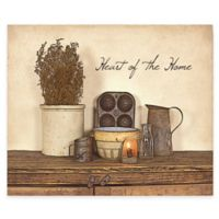 """Heart of the Home"" Gallery Canvas Wall Art"