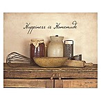 "Courtside Market ""Happiness is Homemade"" Gallery Canvas Wall Art"