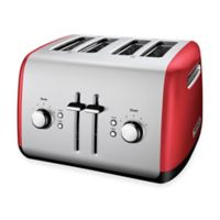 KitchenAid® 4-Slice Toaster in Empire Red