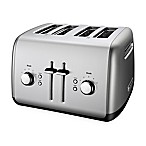 KitchenAid® 4-Slice Toaster in Contour Silver