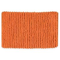 Nourison Cabo 1-Foot 8-Inch x 2-Foot 8-Inch Accent Rug in Orange