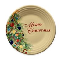 "Fiesta® Christmas ""Merry Christmas"" Dinner Plate"