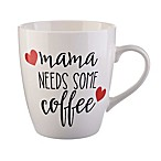 "Formations ""Mama Needs Some Coffee"" Jumbo Mug"