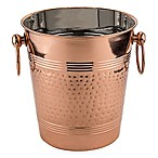 Old Dutch International Fez Copper Plated Ice Bucket