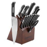 Calphalon® Precision Series 16-Piece Cutlery Knife Block Set