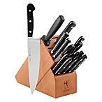 J.A. Henckels International Classic 16-Piece Knife Block Set