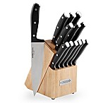 Oneida® Triple Rivet 15-Piece Knife Block Set