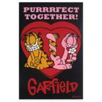 """Fun Rugs® """"Purrrfect Together"""" 1-Foot 7-Inch x 2-Foot 5-Inch Accent Rug"""