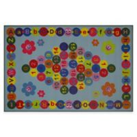 Fun Rugs™ Funtime Happy Learning 1-Foot 7-Inch x 2-Foot 5-Inch Rug