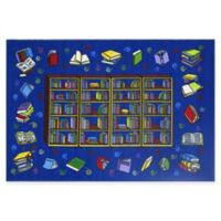 Fun Rugs™ Reading Time 1-Foot 7-Inch x 2-Foot 5-Inch Rug