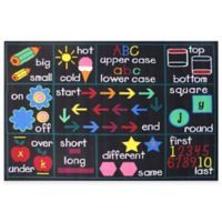 Fun Rugs® Fun Time® 5-Foot 3-Inch x 7-Foot 6-Inch Compare Rug
