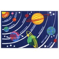Fun Rugs™ Fun Time 1-Foot 7-Inch x 2-Foot 5-Inch Solar System Accent Rug