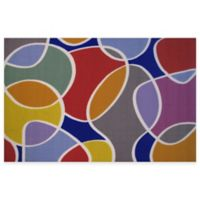Fun Rugs® Groovin' 1-Foot 7-Inch x 2-Foot 5-Inch Accent Rug