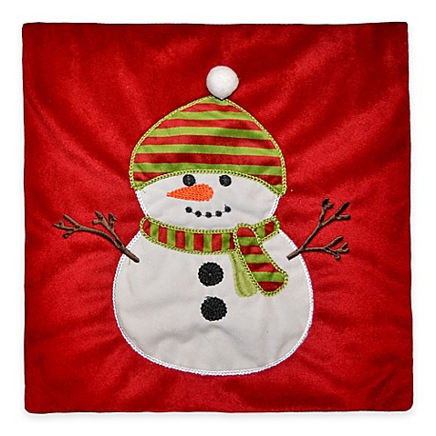 Bed Bath And Beyond Snowman Throw