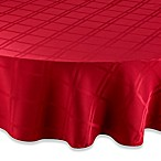 Origins™ Microfiber 70-Inch Round Tablecloth in Ruby
