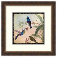 Hummingbird Garden 1 Framed Wall Art