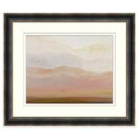 Desert Sun Framed Wall Art