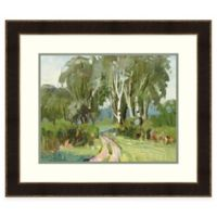 Country Road Framed Wall Art