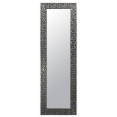 Door Solutions™ Over The Door 12 Inch X 48 Inch Mosaic