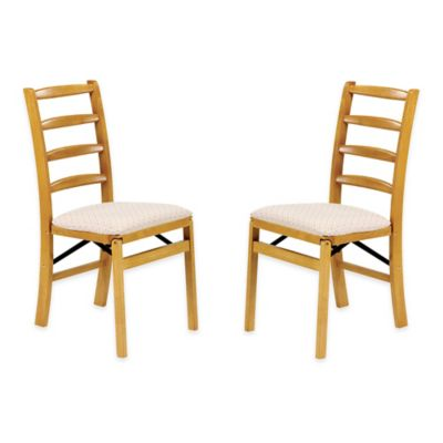 Wooden Folding Chairs buy wood folding chairs from bed bath & beyond
