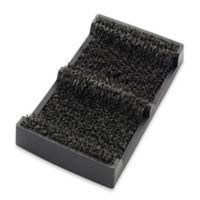 Clean Machine® Portable Bootscraper 17.5-Inch x 10-Inch x 2.75-Inch Door Mat