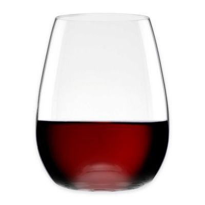 Buy lenox wine glass set from bed bath beyond - Lenox stemless red wine glasses ...