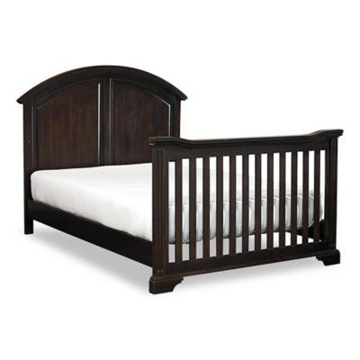 Conversion Rails U003e HGTV HOME™ Baby Kinston Full Size Bed Rails In Antique  Java