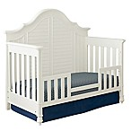 Bassettbaby®  PREMIER Nantucket Toddler Guard Rail in Cotton White