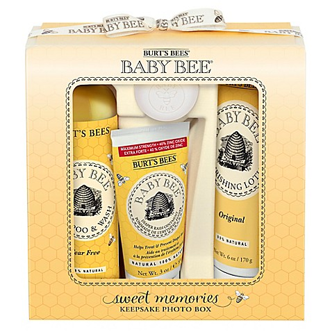 Burt S Bees 174 Baby Bee 174 Sweet Memories Gift Set Buybuy Baby