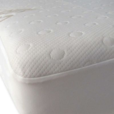 Forty Winks Cool Rem Airflow Moisture Wick Mattress Pad Cover
