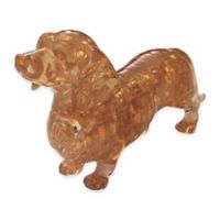 BePuzzled® 41-Piece Dachshund 3D Crystal Puzzle