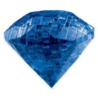 41-Piece 3D Sapphire Gem Crystal Puzzle