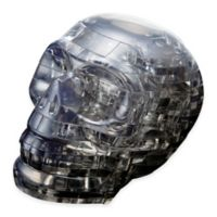 BePuzzled® 48-Piece Skull 3D Crystal Puzzle