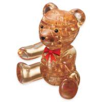 41-Piece 3D Teddy Bear Crystal Puzzle