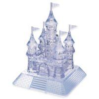 105-Piece 3D Castle Crystal Puzzle