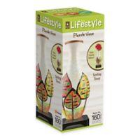 BePuzzled® Lifestyle 160-Piece Spring Trees 3D Puzzle Vase