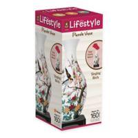 BePuzzled® Lifestyle 160-Piece Singing Birds 3D Puzzle Vase