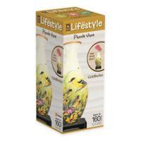 Bepuzzled® Lifestyle 160-Piece Goldfinches 3D Puzzle Vase