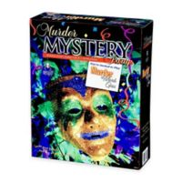 BePuzzledR 1000 Piece Murder At Mardi Gras Mystery Party