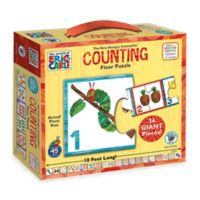BePuzzled® The Very Hungry Caterpillar™ 26-Piece Counting Floor Puzzle