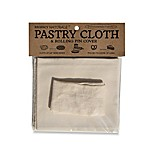 Pastry Cloth and Rolling Pin Cover Set